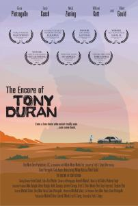 The Encore Of Tony Duran AVAILABLE NOW On DVD